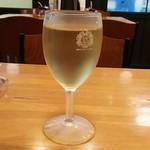 カレー料理の店 白川 - 白ワイン
