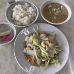 みはらしや食堂 - 料理写真: