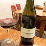 Restaurant Cinq - グラスワイン