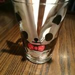 111907659 - お箸もパンダのグラスでやってきた