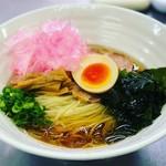 麺屋 千葉 JAPAN Miyagi  - 冷たい比内地鶏の中華そば