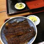 111908843 - うな丼 3,350円
