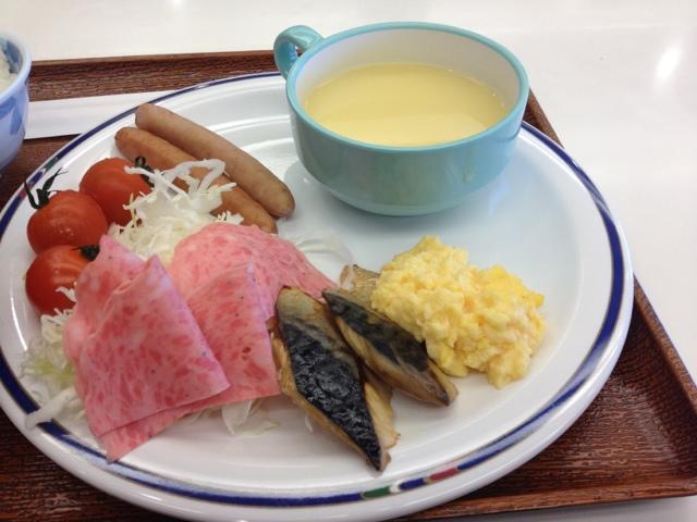 「大阪アカデミア 朝食」の画像検索結果