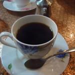 ラディッシュ - 薫り高いコーヒー