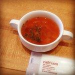 カフェイズム - 20120112スープ。