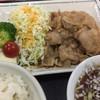 夜来香 - 料理写真:肉皿定食¥920