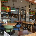 カフェ フラミンゴ - 店内