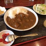 ごちそう処 きむら - 日替わり定食カレーライス730円