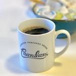 111912050 - コーヒー(400円、セットは300円)