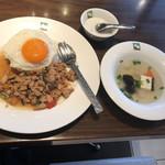 バンコクキッチン - ガパオランチ