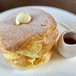 111917552 - 先ずはシンプルな「パンケーキ」が基本でしょ!
