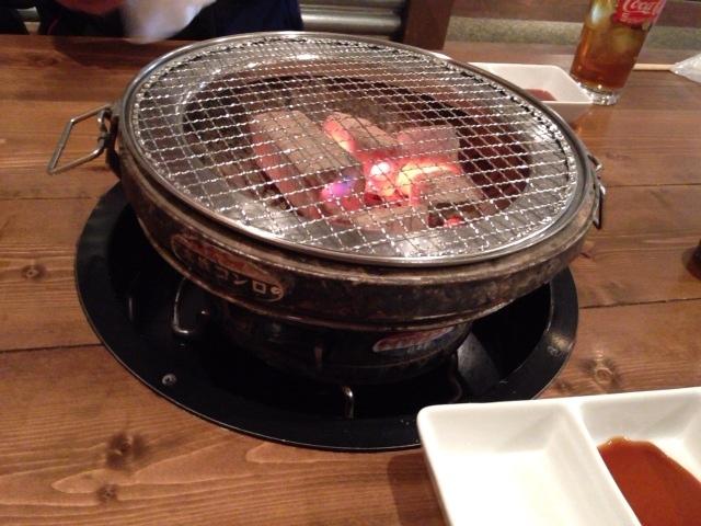 炭火焼肉 明洞