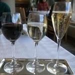 箱根ハイランドホテル ラ・フォーレ - ソムリエお勧め三種のマリアージュセット