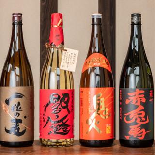 旨い魚で日本酒をクイッと!ゆったり過ごす贅沢な時間。