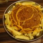 ターリー屋  - ポテトチーズキーマ