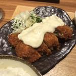 膳や musi-vege+ - コレが特に美味しい〜!鶏笹身南蛮‼️