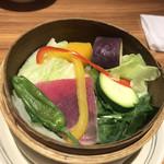 膳や musi-vege+ - 野菜のセイロ蒸し
