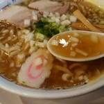 山形飛魚 亞呉屋 - スープはこってりとあっさりの二択‼️これでもこってり