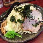 北海道ラーメン ひむろ - 「冷やしつけ麺」@880(税込)  大盛り無料