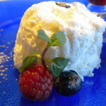 箱根ハイランドホテル ラ・フォーレ - 朝霧高原ミルクのフレッシュチーズムース