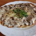 MERCI  - ピザの原型・大豆粉を使用したグルテンフリーのヘルシーピザ
