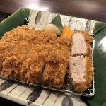 とんかつの和くら - 料理写真: