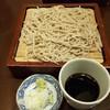 更里 - 料理写真:お蕎麦