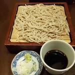 更里 - お蕎麦
