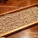 板蕎麦 山灯香 - おためし蕎麦きり