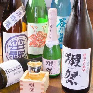 ☆地酒にも季節がある☆47都道府県の厳選日本酒