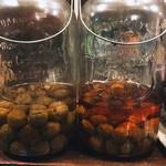 酒肴や 治流 - ジンの梅酒
