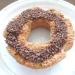 mister Donut - クリスピーファッション・チョコクランチ ★★☆☆☆