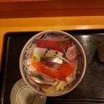 すし屋の勘兵衛 - 海鮮丼