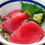 ヨコヤマ ユーランド鶴見 - ミニマグロ丼