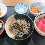 ヨコヤマ ユーランド鶴見 - ネバネバセット