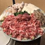 安田屋 - 料理写真:具沢山‼️