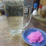 三河屋 - 料理写真:焼酎ハイボール