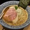 麺や 渡海 - 料理写真:冷やし煮干し中華そば(750円)