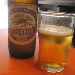大陸 - ビール小500円