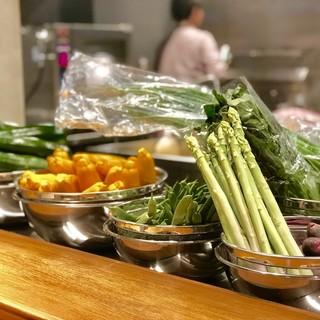 東三河産直送の食材の美味しさ