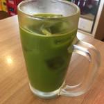 晩杯屋 - 緑茶ハイ