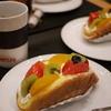 洋菓子 きのとや - 料理写真:オムパフェセット(飲み物付き600円)