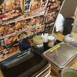 魚輝水産 - 味変部隊!