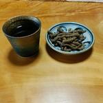 111962848 - そば茶&そばかりんとう