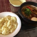 天竺 - 北海道チキンカレー
