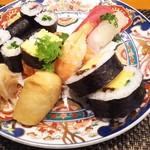 玄海鮨 - 海ランチ  リバースアングル