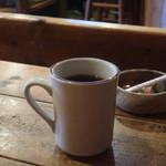 アロハ キューブ - ホットコーヒー