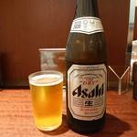 111971452 - 瓶ビール(550円)