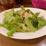 DE NIRO - ランチのサラダ