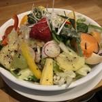 111979217 - 一徹らーめん(兵庫県姫路市北平野町)野菜らーめん 1,750円
